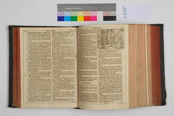 Johann Andreas Endter, Balthasar Christoph Wust, neznámý autor – Bibel, das ist die Heilige Schrifft, Alten und Neuen Testaments
