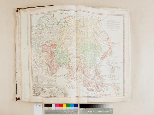 Johann /Giov./ Baptista Homann - Atlas scholasticus