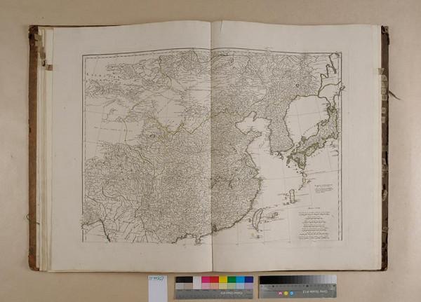 neznámý autor – [Soubor map]