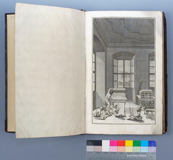 Johann Andreas Pfeffel, Johann Friedrich Penther - Zweyter Theil der ausführlichen Anleitung zur bürgerlichen Bau-Kunst