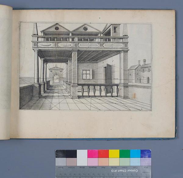 Henricus Hondius, Hans Vredeman de Vries – Perspective die hooch-gheroemde conste. 2. díl