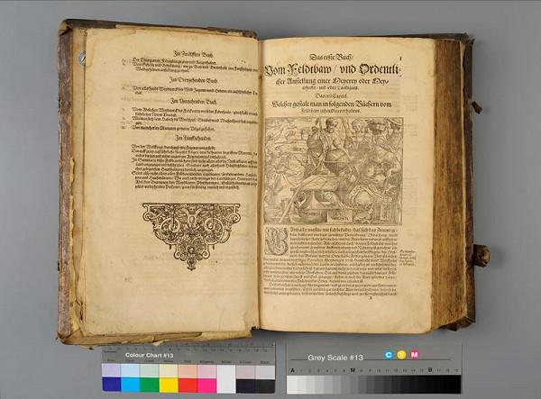 Charles Estienne - [XV. Bücher von dem Feldbaw …]