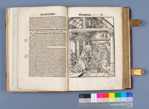 Johann Schott, Johannes Geiler von Kaysersberg - [Doctor Kaysersbergs Postilla über die Sonntag und Feiertägs Evangelien]