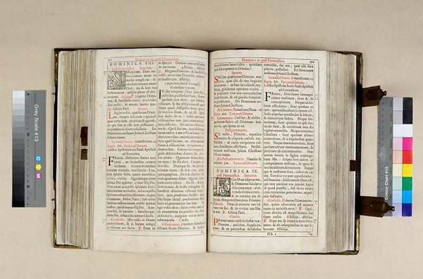 Johann G. Muffat, neznámý autor, Philipp Jacob Leidenhoffer – Missale Novum  Romanum-Moravicum