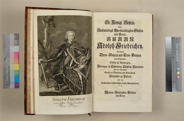 Heinrich Johann Zedler, neurčený autor – Grosses vollständiges Universal Lexikon Aller Wissenschafften und Künste. Vier und Viertzigster Band