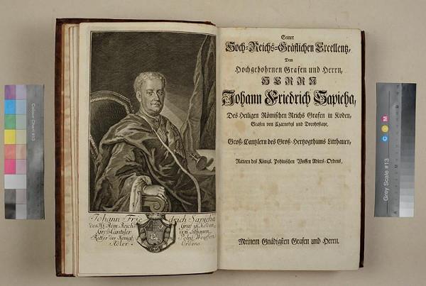 neurčený autor, Heinrich Johann Zedler – Grosses vollständiges Universal Lexikon Aller Wissenschafften und Künste. Ein und Sechzigster Band