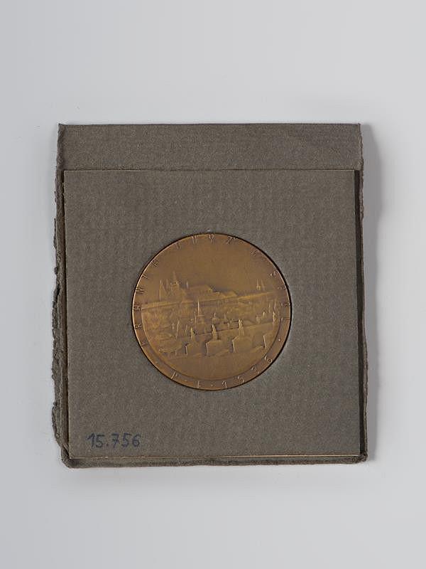 Franta Anýž - Novoročenka - P.F.1936 (F.Anýž)