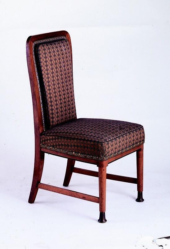 Emil Králík – Židle čalouněná  - jídelna