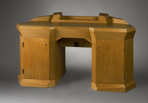Kayser – stůl psací - soubor pánského pokoje
