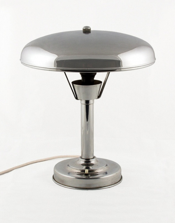 Neznámy autor – lampa stolní