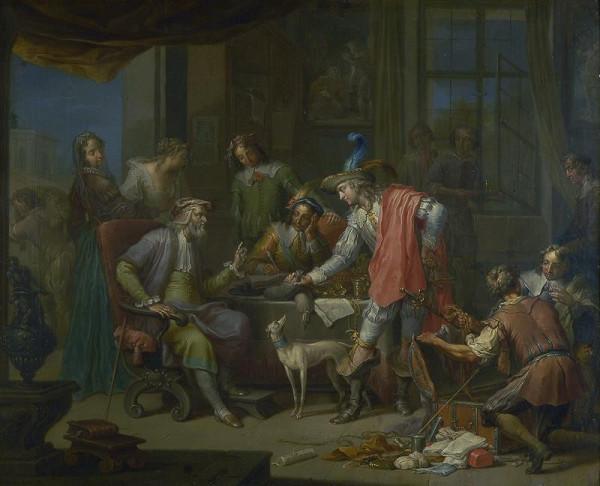 Franz Christoph Janneck – Jákob a Lában