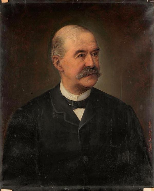Alois Zenker – Carl von Offermann