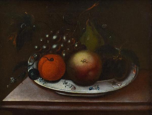 Reynier Covyn - Zátiší s ovocem