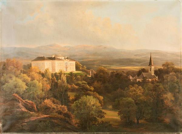 Karl Pichler - Krajina se zámkem