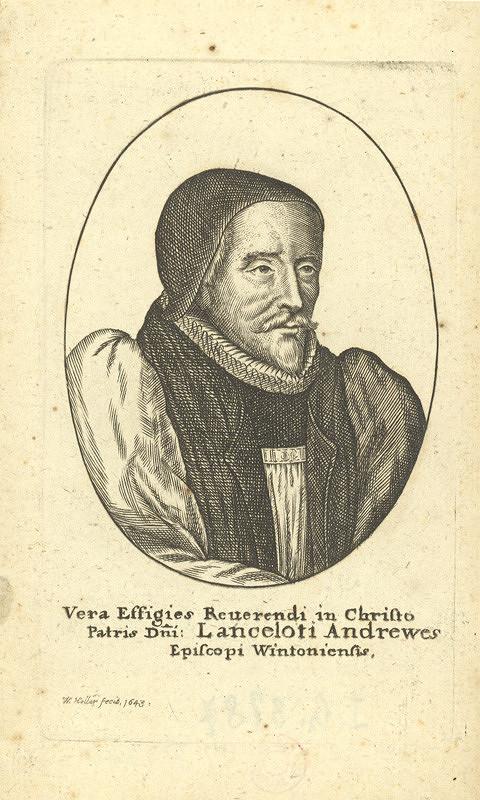 Václav Hollar – Lancelot Andrews