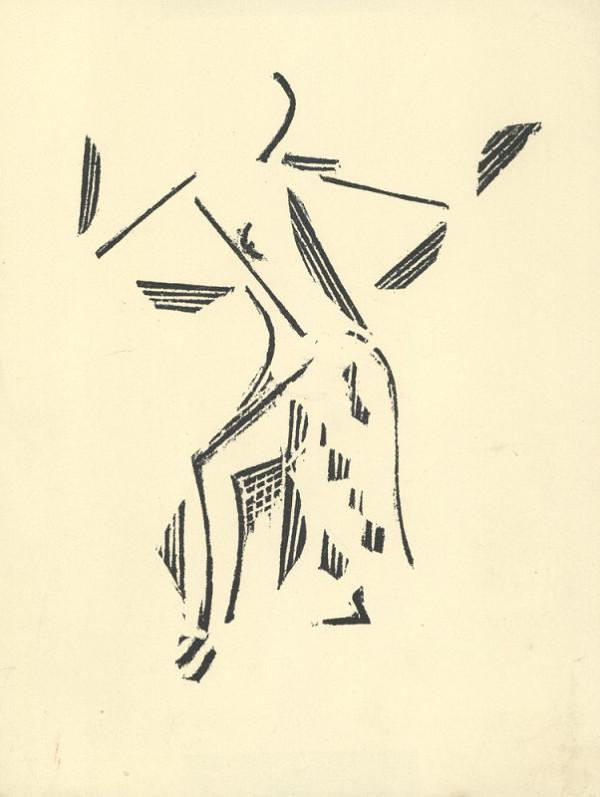 Karel Teige – Tanečnice