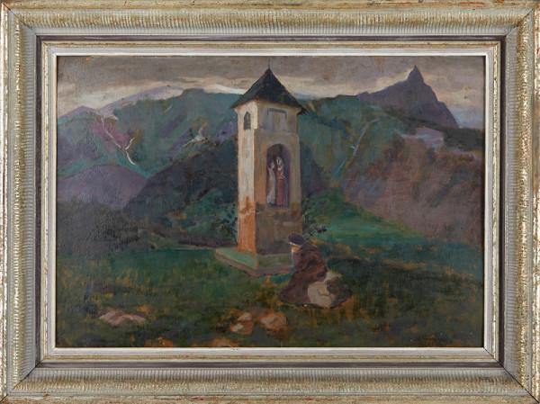 Jerzy Karszniewicz – Motiv z Tater