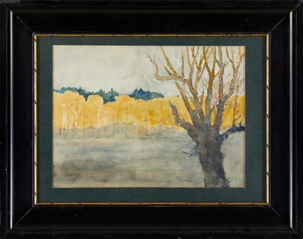 Marie Louisa Kirschnerová – Podzimní krajina