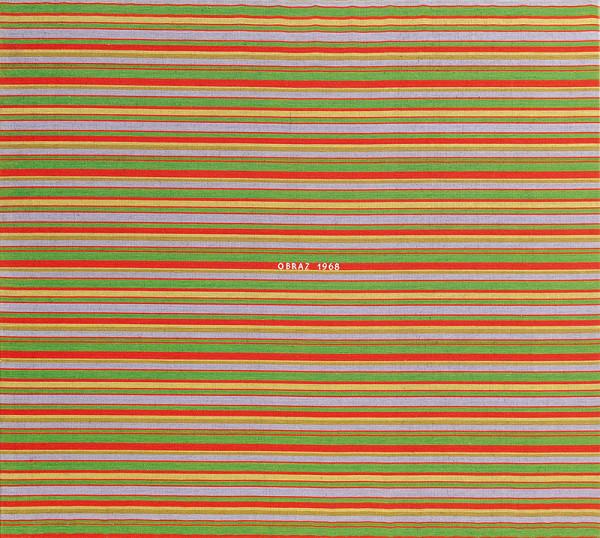 Július Koller – Obraz (Anti-obraz)