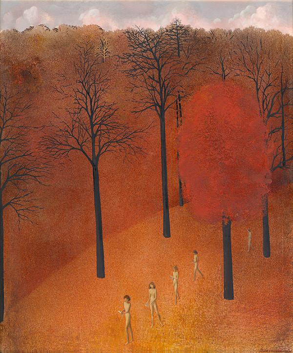 Viera Žilinčanová – Pieseň o červenom strome