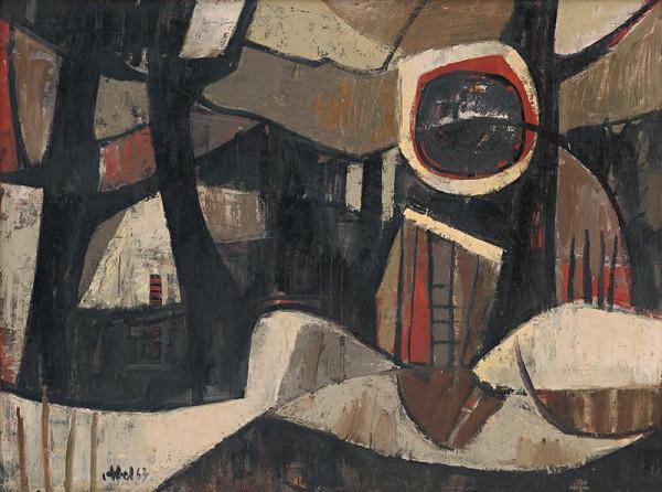 Svetozár Abel - Zima