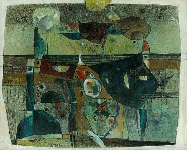 Rudolf Moško - Veľký priestor