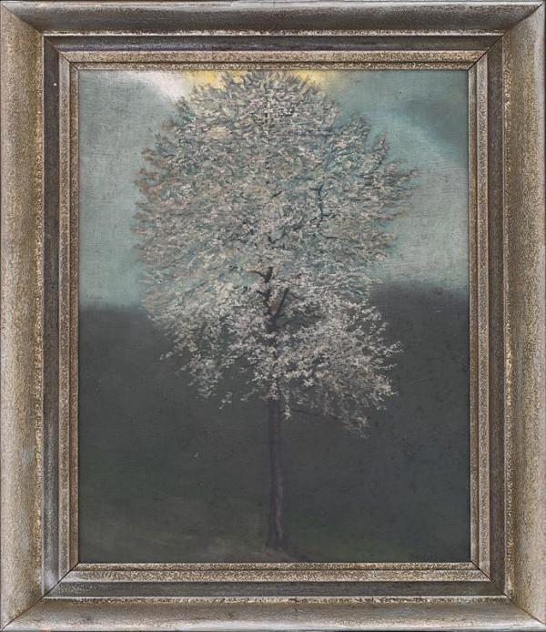 Miloš Alexander Bazovský - Zakvitnutý strom