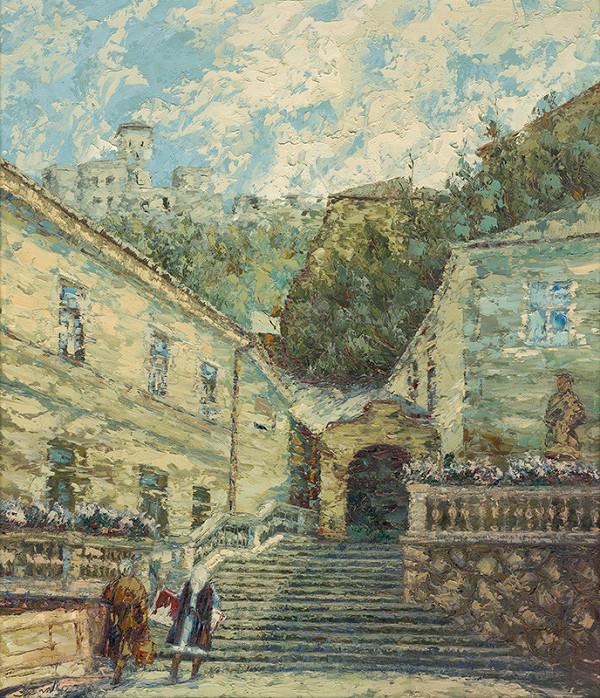 Ján Šandora - Hradné schody