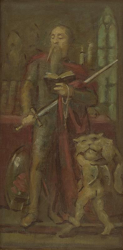 Milan Thomka Mitrovský - Vytriezvenie Dona Quijota