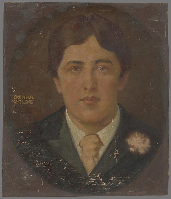 Milan Thomka Mitrovský - Mladý Oskar Wilde
