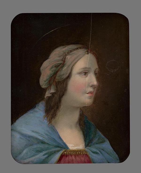 Friedrich Johann Gottlieb Lieder - Panna Mária zo Zvestovania