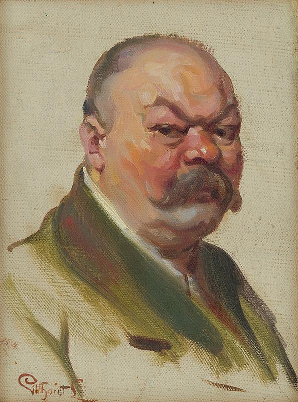Ľudovít Pitthordt - Portrét muža
