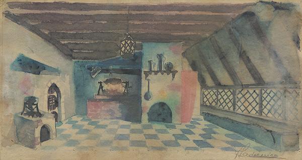 Ján Ladvenica – Stredoveká kuchyňa