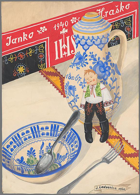 Ján Ladvenica – Janko Hraško