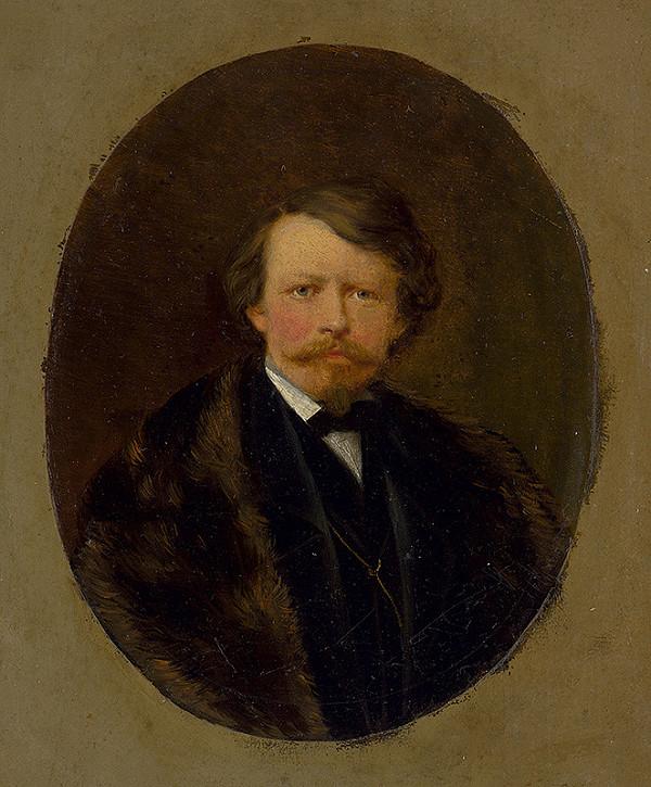 Georg Fleischmann - Autoportrét