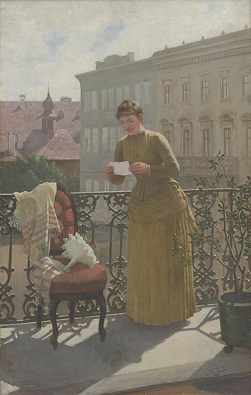 František Kozics – Ružový lístok