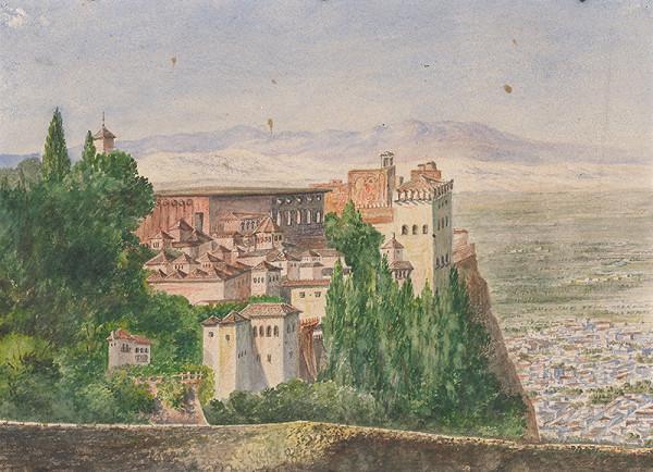 Jozef Könyöki - Alhambra