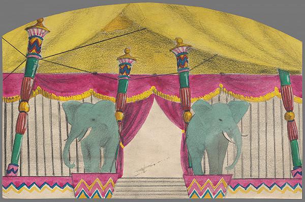 Ján Ladvenica - Cirkus