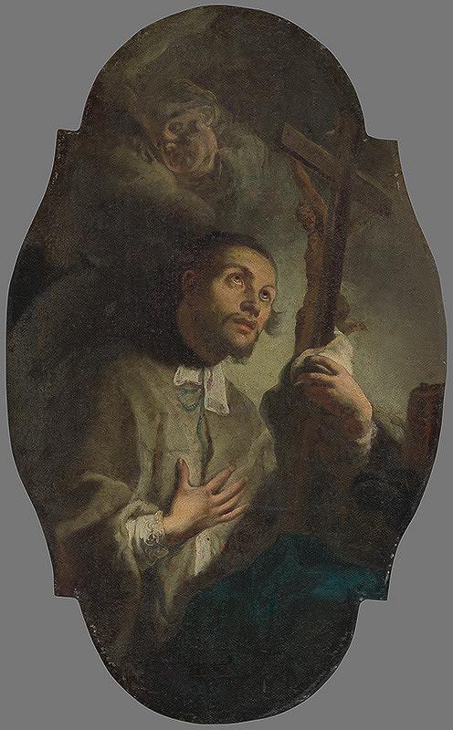 Franz Anton Palko – Svätý Ján Nepomucký