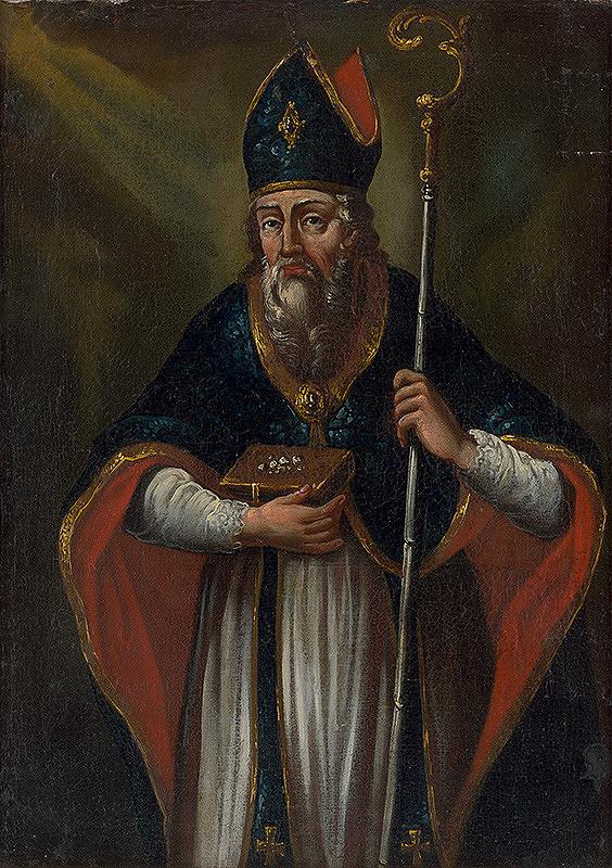 Stredoeurópsky maliar z 1. polovice 18. storočia - Svätý Mikuláš