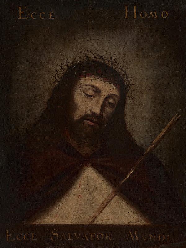 Stredoeurópsky maliar z 1. polovice 18. storočia - Ecce Homo