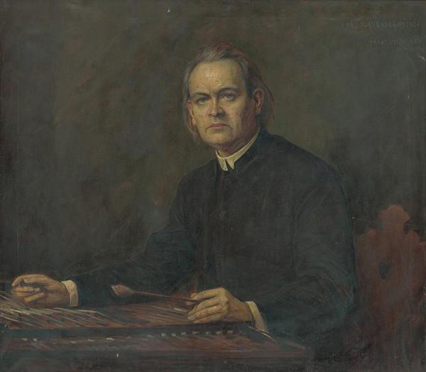 František Ondrúšek - Podobizeň dr.Kolíska
