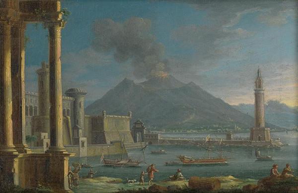 Stredoeurópsky maliar z 2. polovice 18. storočia - Prímorská krajina