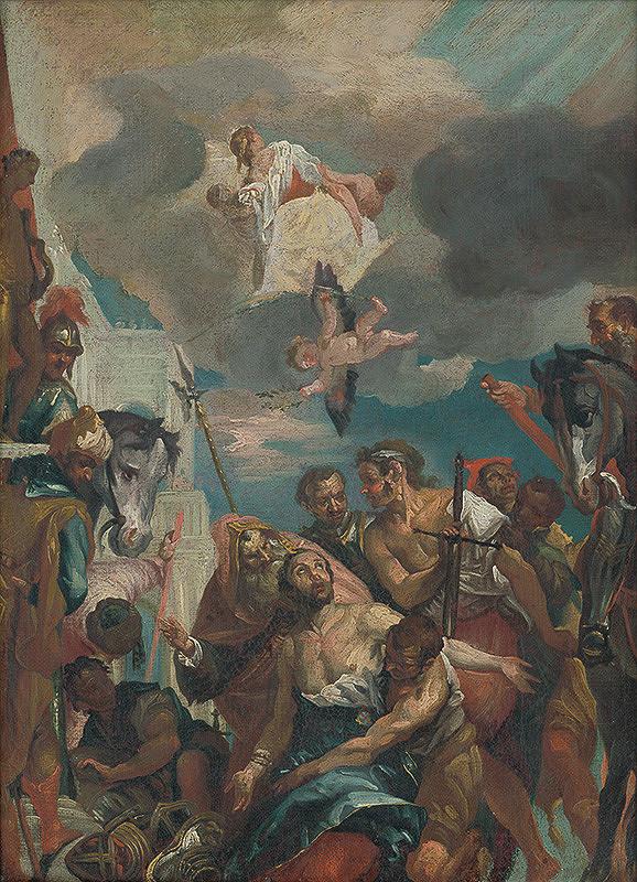 Paolo Veronese, Franz Xaver Carl Palko – Umučenie svätého Juraja