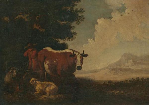 Johann Heinrich Roos – Pastier so stádom