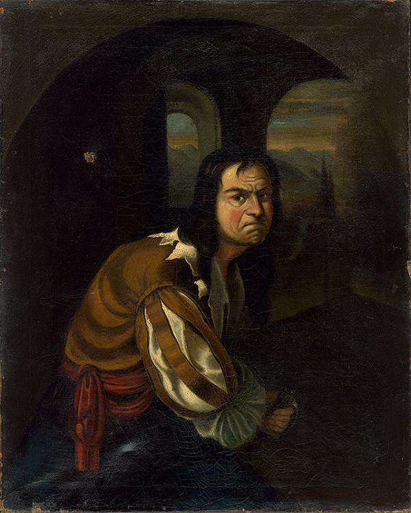 Stredoeurópsky autor z 18. storočia – Dvorný šašo