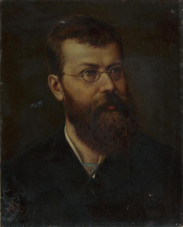 Eduard Majsch – Portrét Filipa Scherza