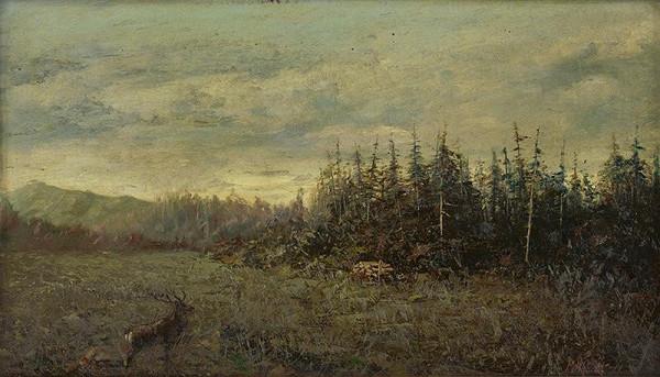 Ľudovít Pitthordt - Kraj lesa