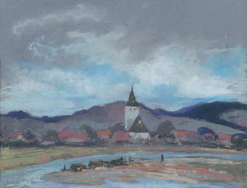 Zolo Palugyay – Oravská krajina, 1930 – 1935, Galéria mesta Bratislavy