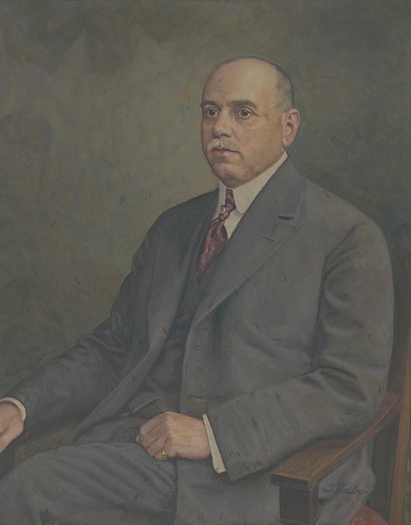 Ivan Žabota – Portrét dr. Neuratha